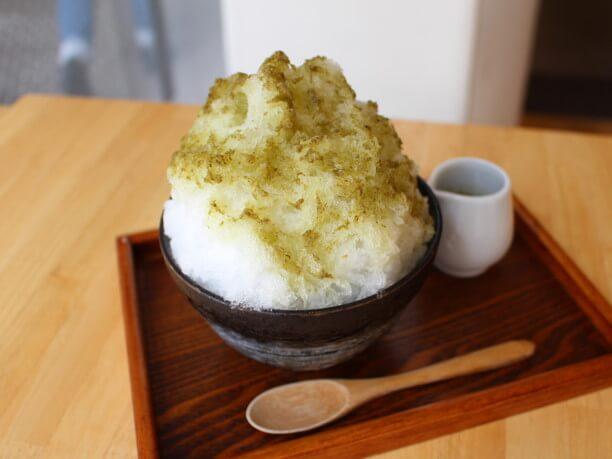 オリジナル擂茶氷