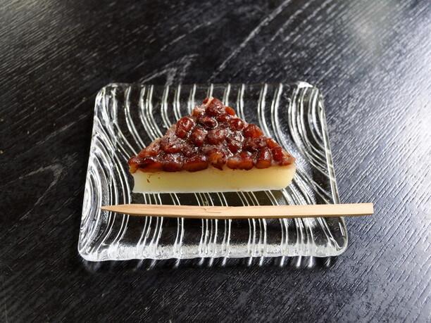 京都のお菓子として有名な水無月