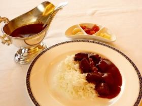 代表的なお料理「カレーライス」