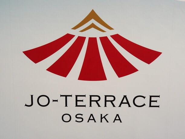 「ジョー・テラス・オオサカ」ロゴ