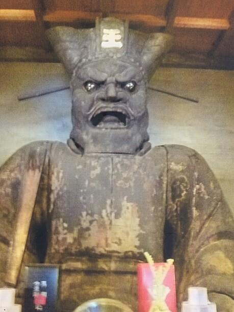 日本最大級の像