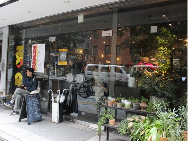 「BROOKLYN ROASTING COMPANY 北浜店」外観