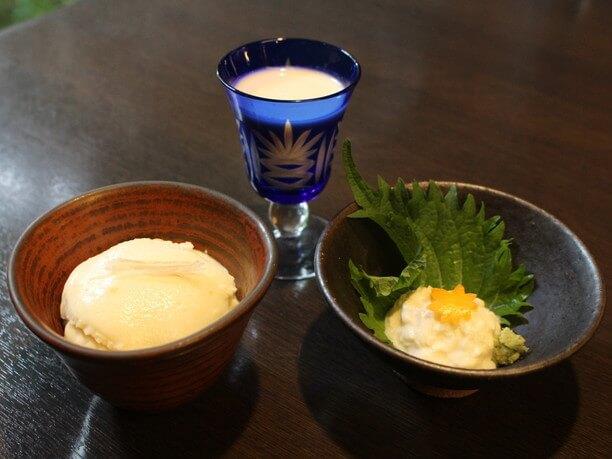 自慢の豆腐料理メニュー