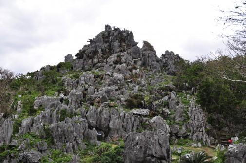 大石林山の石⑤