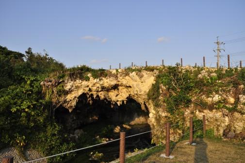 自然の橋「ハナンダー」