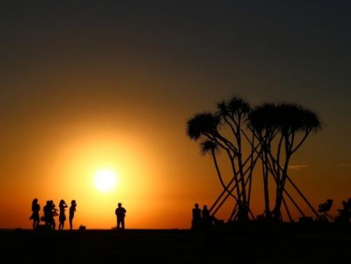 夕陽_サムネイル