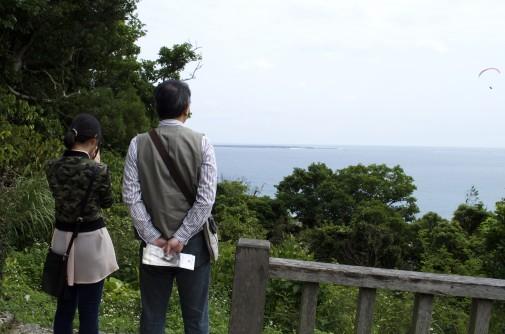 斎場御嶽からの景色