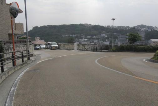 交通広場への入り口
