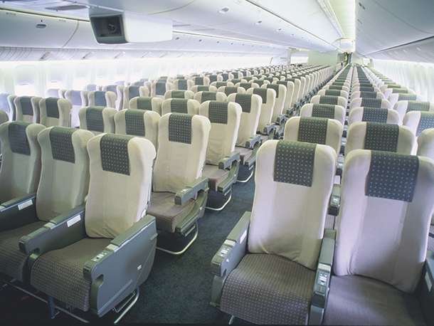 最も快適な席はどこでしょうか