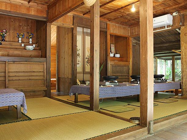 ちゃんやーは琉球的伝統家屋