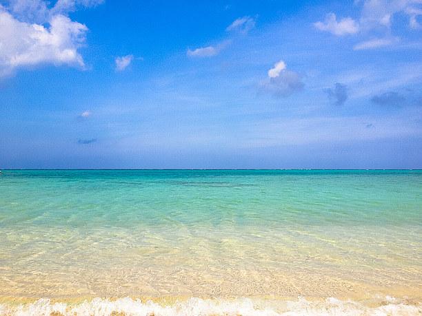 石垣穴場のビーチ