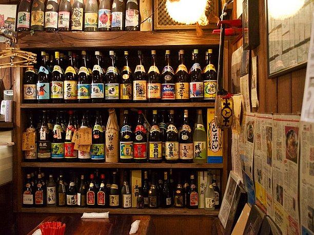 うりずんがこだわった古酒の居酒屋