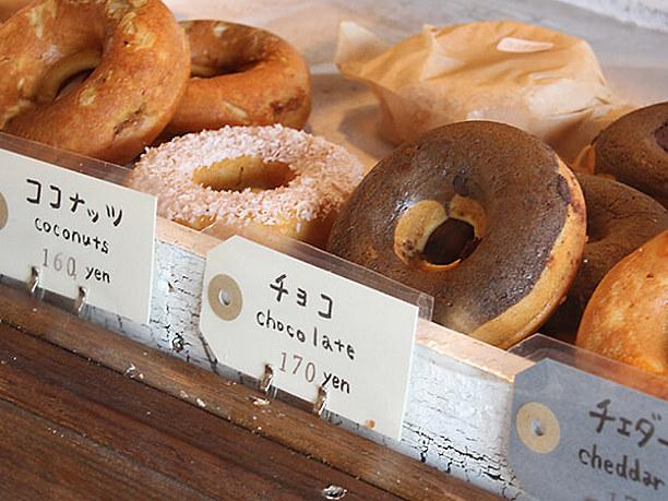 焼きドーナッツのフレーバー11種
