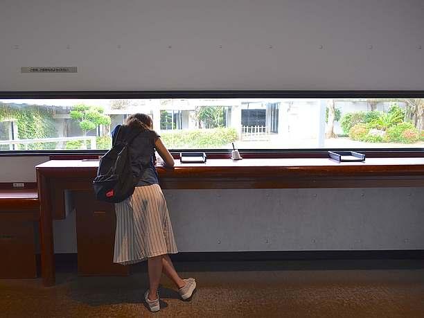 第5展示室「回想」