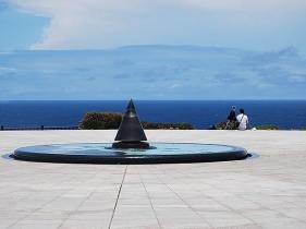 沖縄平和記念公園シンボル