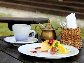瀬底島のカフェ「fuu café」メニュー