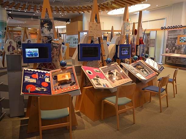 「子ども・プロセス展示室」