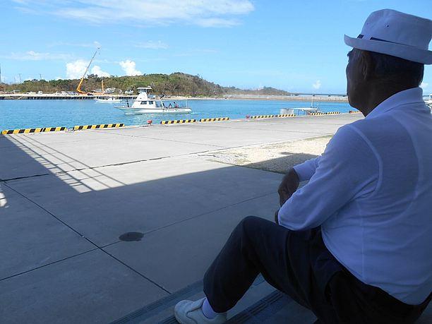 前泊清繁さん(72歳)またの名をサメハンター