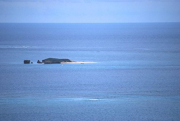 「無人島観光の代表選手」コマカ島