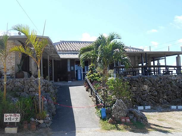 赤瓦のとカフェ「島café とぅんからや」