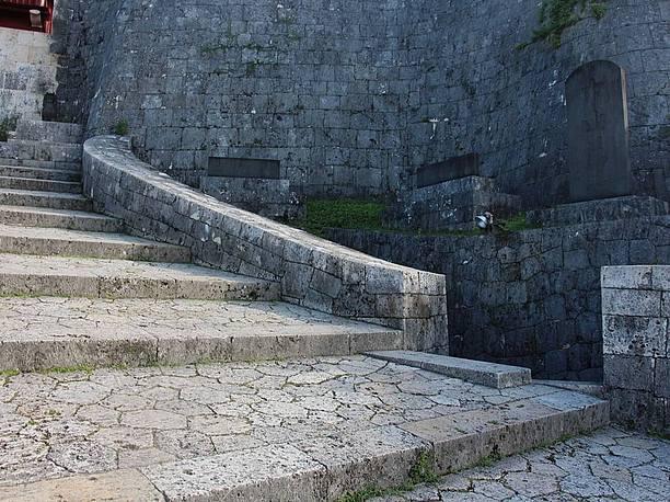 「龍樋」と呼ばれる水が湧き出ている場所