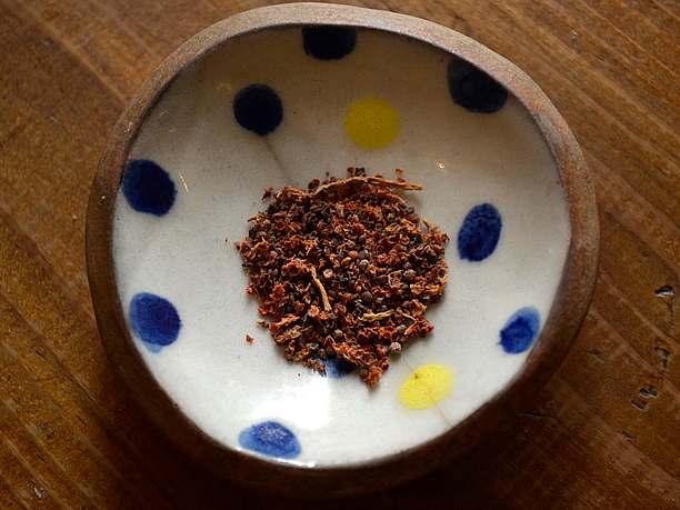 エキゾチックな甘い香りが 特徴の沖縄在来の香辛料