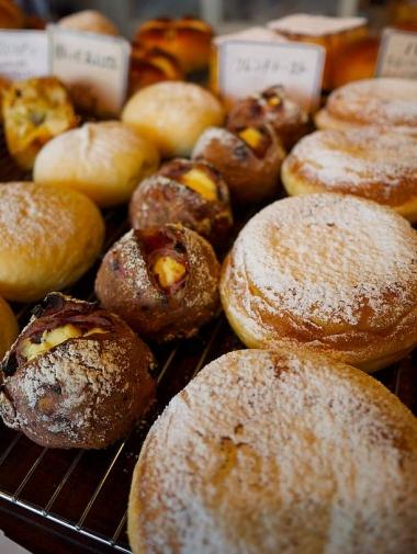 ふわふわ系のパン