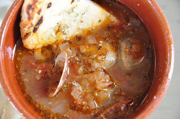 スペイン風スープ