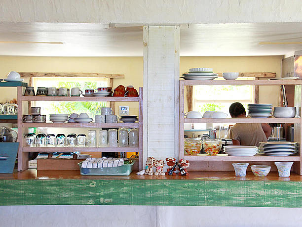 キッチン棚やカウンター