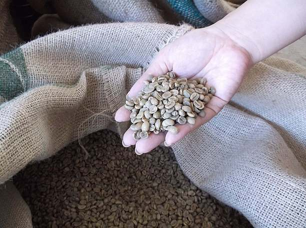やんばる焙煎工房で販売しているコーヒー豆