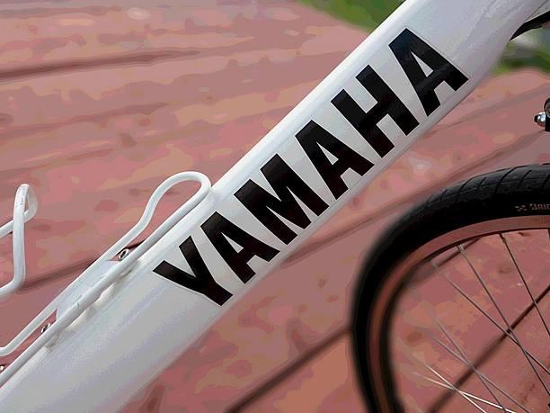 YAMAHAのロゴ