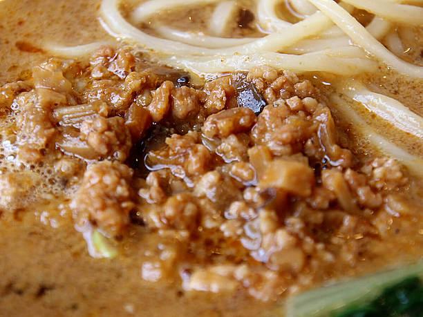 担々麺の肉味噌