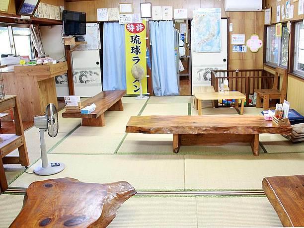 畳間の座敷