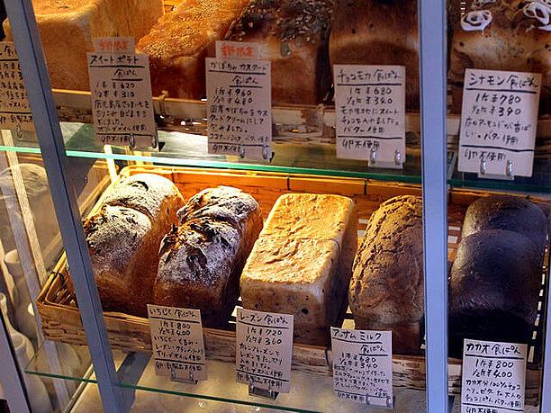 四角のパン