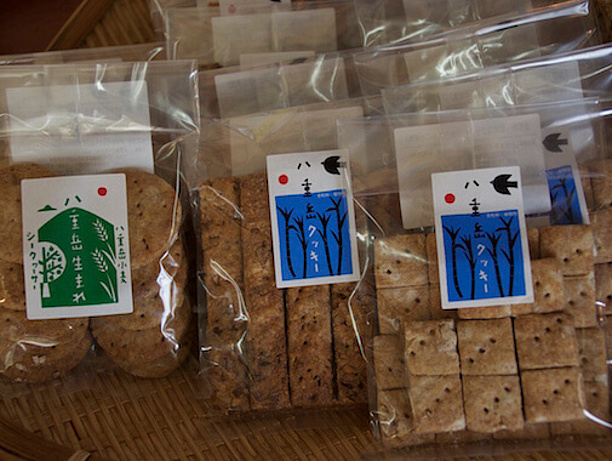 八重岳クッキー