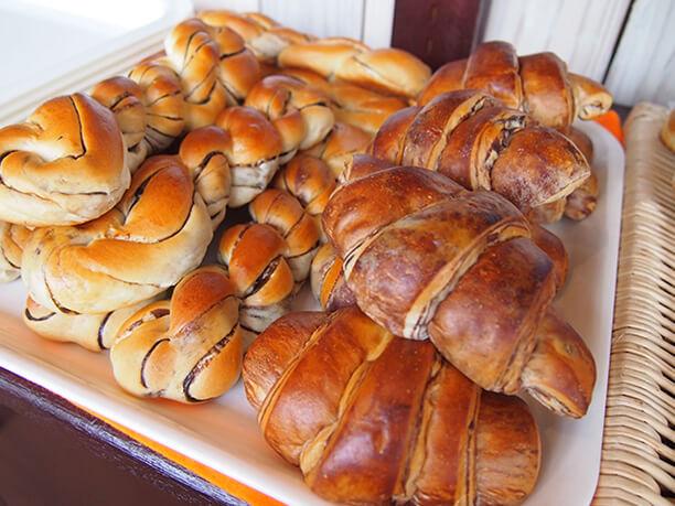 ねじりパン