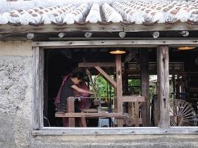 琉球の暮らしの再現