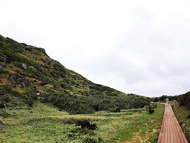 島尻毛散策道