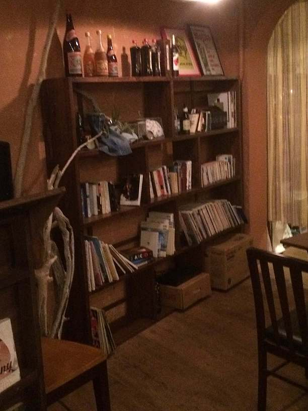 BRUTUSの書棚