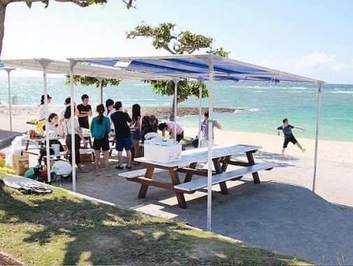 設備完璧!楽しくバーべキュー ができる沖縄おすすめビーチ | J ...