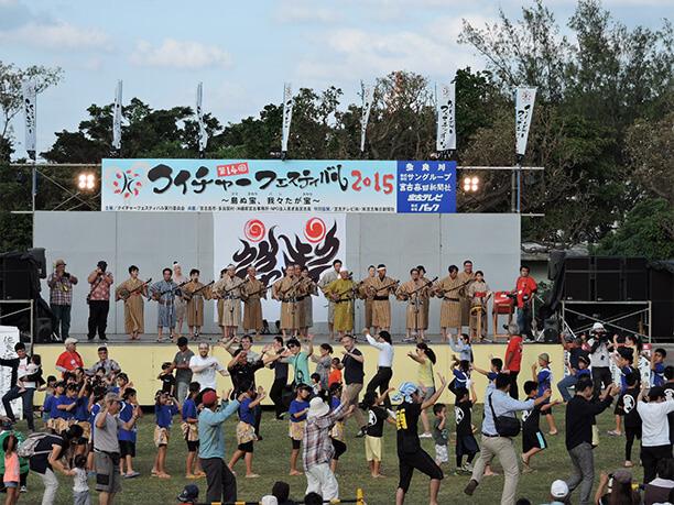 宮古島]の魂と伝統を継ぐ クイチャーフェスティバル | J-TRIP Smart ...
