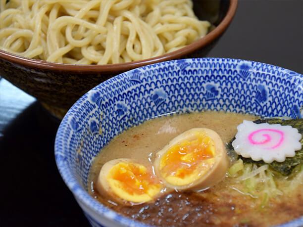味玉濃厚つけ麺