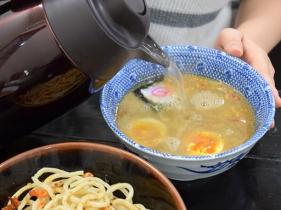 プリプリの麺