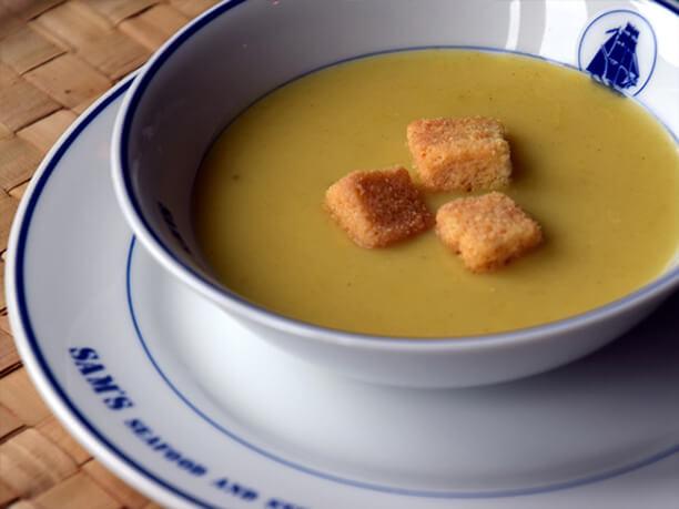 カレースープ