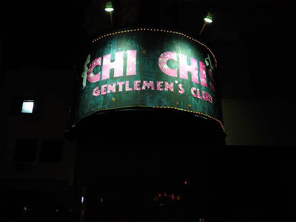 Gentleman Club CHICHIS