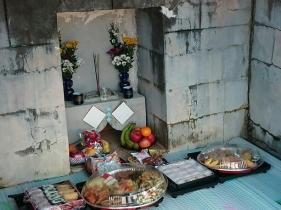 沖縄独特の大きなお墓
