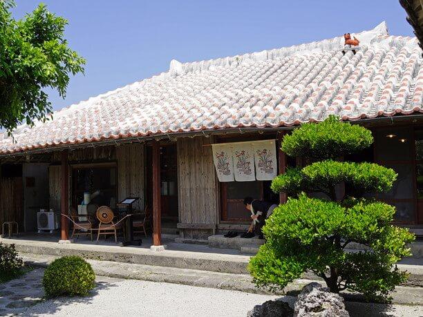 登録有形文化財に指定されている屋敷
