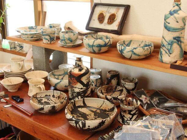 沖縄の陶器