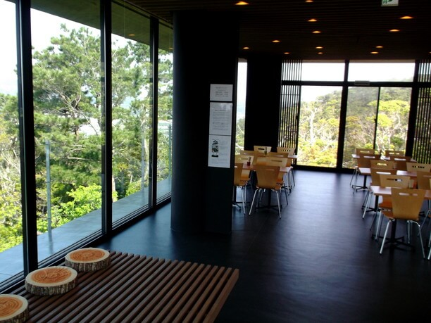 名護城公園ビジターセンター Subaco(すばこ)