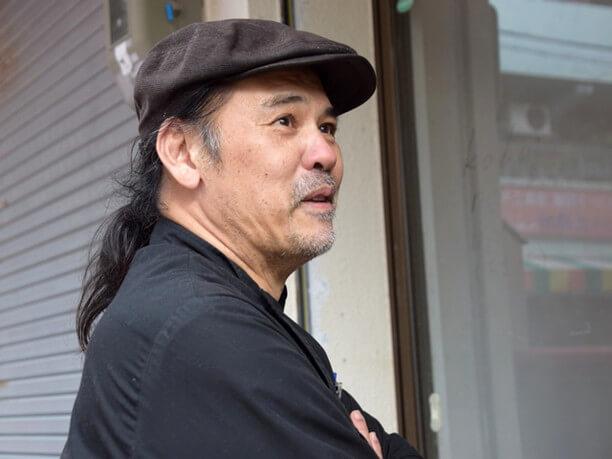 小橋川嘉哲さん